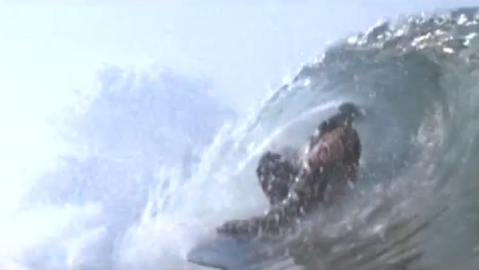 """Video-Tipp für das Wochenende """"Gefährliche Brandung"""" / """"Point Break"""" (Surf / Wellenreit Film)"""