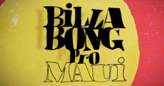 Highlights Billabong Pro Maui 2009 – Frauen Surfen auf höchstem Niveau