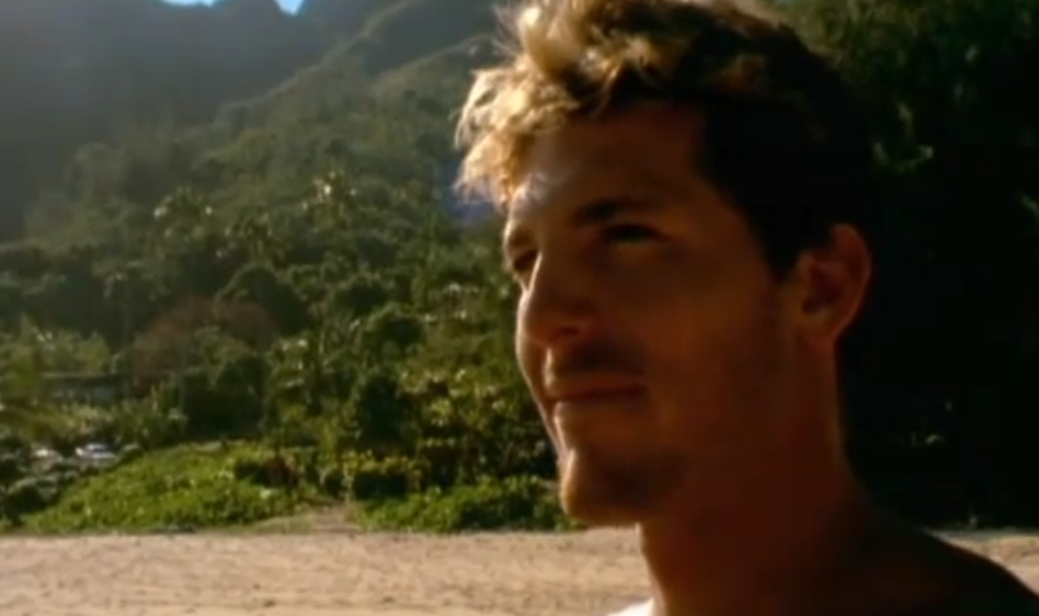 Warum surft Andy Irons?