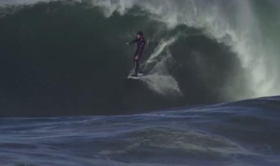 Der französische Surfer Vincent Duvignac ist neu im REEF Team