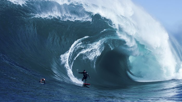 Heroes by Nature mit Storm Surfers 3D auf Kino Tour durch Deutschland