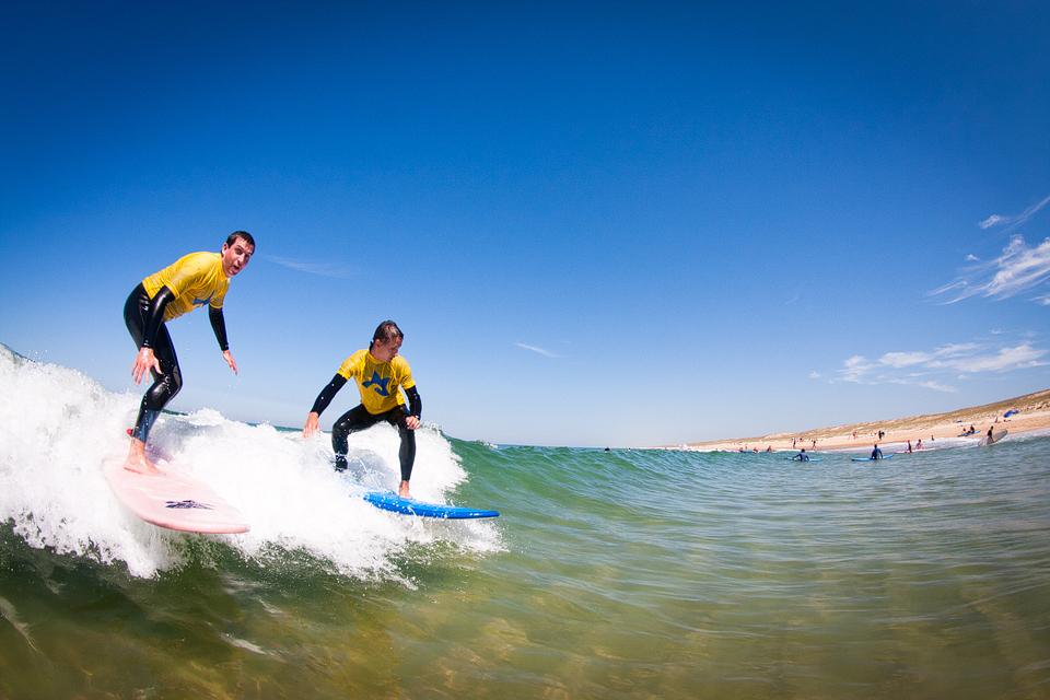 Surfkurs in Carcans Jetzt buchen
