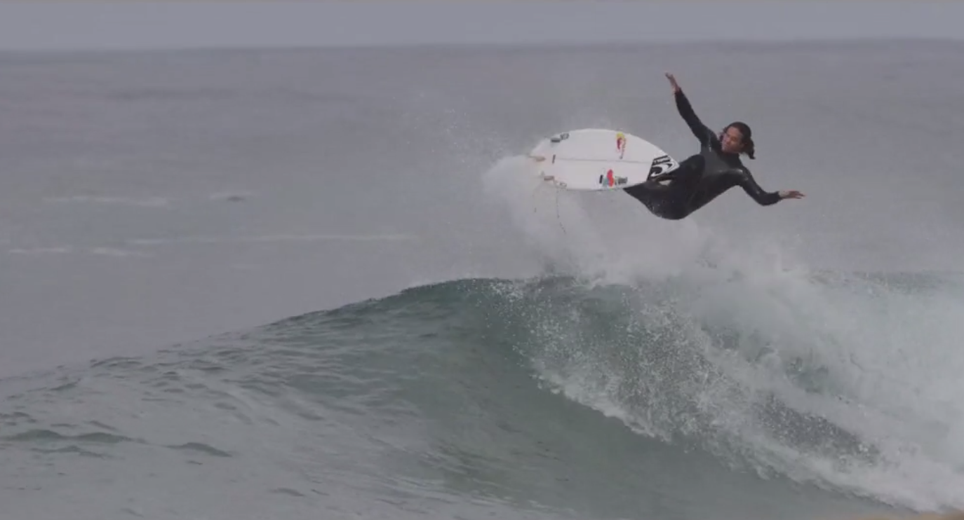 Jordy Smith's Au Revoir