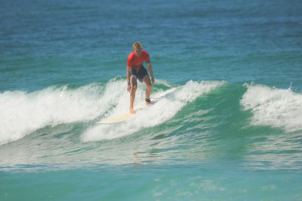 Wellen für alle Könnerstufen