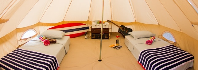 Surf-Camps-Surfing-Holidays-New-Tents-Interior-Accommodation-Header-645-x-230-Optimized